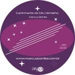 capa do CD Caminhante do Céu Vermelho